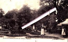 Jardin De La Maison-frontiére De HALANZY (Belgique) - Aubange