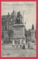 Philippeville - Statue De Marie-Louise - Groupe D'enfants -1921 ( Voir Verso ) - Philippeville