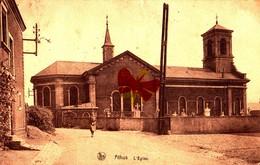 ATHUS - L'Eglise - (avec Cimetiére) - Aubange