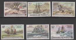 Norfolk Island ASC 286-291 1982 Shipwrecks, Mint Never Hinged - Norfolk Island