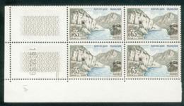 Lot 2407 France Coin Daté N°1239 Du 15/12/1959 (**) - Dated Corners