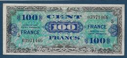 BILLET De  100 F  De 1944 - Série 5 - Schatkamer