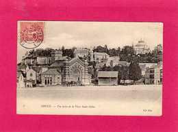 28 Eure Et Loir, Dreux, Vue Prise De La Place Saint-Gilles, Animée, Attelage, 1906, (ND Phot) - Dreux