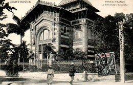 Martinique : Fort De France La Bibliothèque Schoelcher - Fort De France