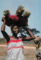 Afrique Africa Marchande D'ananas Pine-apple Sellers - Afrique