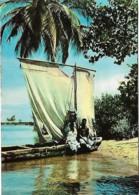 Afrique Africa Angola Luanda Pescadores Na Ilha Do Mussolo Pêcheurs Fishermen - Afrique