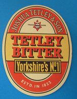 TETLEY BITTER - Sotto-boccale