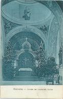 BELARUS RUSSIE RUSSLAND BIALOWIES Intérieur De L'église Russe - Belarus