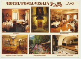 AK  Hotel Posta Veglia Laax - GR Graubünden