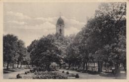 AK - Ungarn - Templom Ter Baros- 1919 - Ungarn