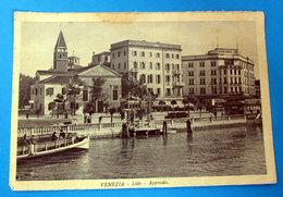 VENEZIA LIDO APPRODO VINTAGE - Trade Cards