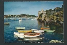 Finistere - LE CONQUET -vieilles Maisons Donnant Sur Le  Port    Cpsm Grand Format  Obe2923 - Le Conquet