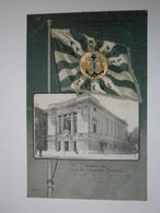 Suisse. Genève, Concours International De Musique 1902. Victoria Hall, Local De L'harmonie Nautique (8030) - GE Ginevra