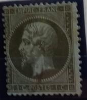 France Y/T N° 19 Oblitere - 1862 Napoleon III