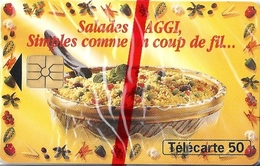 SALADES MAGGI - Alimentation