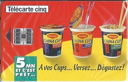 MAGGI CUPS - Alimentation