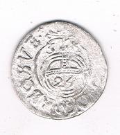 KRONAN  DREIPOLCHER 1633  ELBING ELBLAG POLEN /1657/ - Pologne