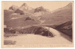 Prix Fixe - Le Lautaret - 1932 - Début De La Route Du Galibier # 6-11/13 - Frankreich