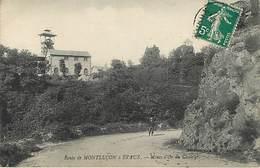 Mines D'or Du Chatelet - France