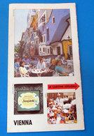 VIENNA - Carte Stradali