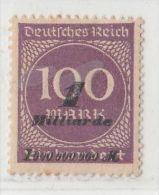 MiNr.331 Xx Deutschland Deutsches Reich - Unused Stamps