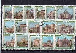 URSS 1955 O - Oblitérés