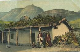 Caucase  Une Maisonette De Caratschaeff - Géorgie