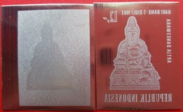 #23- KPI-411. Indonesia 1963 National Banking Day 12r Piece Of Printing Plate! Rare - Indonesien