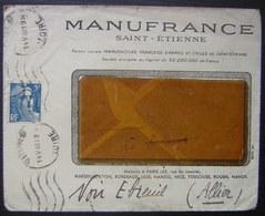 Manufrance Saint Etienne, 1948 - Marcofilia (sobres)