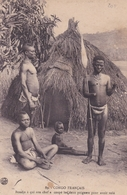 CONGO FRANCAIS N° 89  BONDJO à Qui Son Chef A Coupé Les Deux Poignets Pour Avoir Volé - Congo Français - Autres