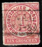Germany North Federation Scott    4, 6 Used  CV 4.85 - North German Conf.