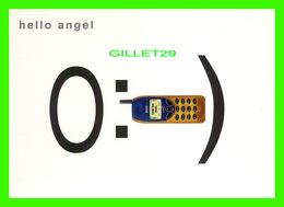 ADVERTISING - PUBLICITÉ - TÉLÉPHONE BOSCH PHONE - HELLO ANGEL - GO-CARD, 1999 No 4040 - - Publicité