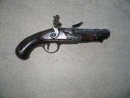 Pistolet Silex - Armes Neutralisées