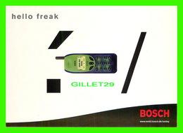 ADVERTISING - PUBLICITÉ - TÉLÉPHONE BOSCH PHONE - HELLO FREAK - GO-CARD, 1999 No 3970 - - Publicité