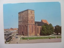 Kolobrzeg Church Poland - Pologne