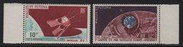 Wallis Et Futuna - PA N°20 + N°26 - ** Neufs Sans Charniere - Satellites - Cote 8.80€ - Neufs