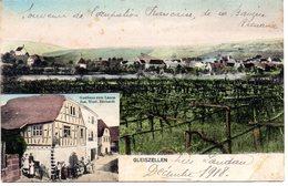/ Gleiszellen - Gasthaus Zum Lamm ( Panorama) - Unclassified
