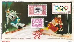 Bolivia Hb Michel 167 Con Manchas - Bolivia