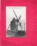 DEPT 21 - Moulin à Vent De MONTCEAU - BES - - Frankreich