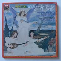 LP/ George Prêtre, Barbara Hendricks, Laurence Dale, Jean-Philippe Lafont - Gounod - Messe Solennelle De Sainte Cécile - Classique