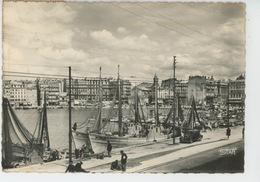 MARSEILLE - Quai De Rive Neuve (1949) - Marseilles