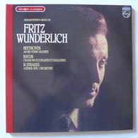 LP/ Fritz Wunderlich Enregistrements Inédits. Beethoven - Haydn - R. Strauss - Classique