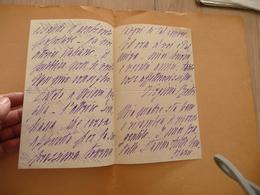 LAS Autographe Italie Italia V.Rester 1862/1937 Actrice Italienne - Autogramme & Autographen