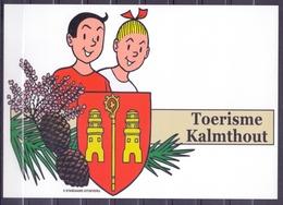 Belgie - ** Maximumkaart - Suske & Wiske ** - Maximum Cards