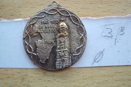 ITALIAN MEDAL MEDAGLIA VIII RADUNO DEI FIUMANI ESULI IN PATRIA LIBERO COMUNE DI FIUME PADOVA 1970 DIAMETRO CM. 3,3 - Altre Collezioni