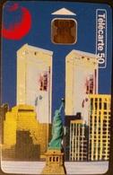 Telefonkarte Frankreich - Cabines - New York - 12/98 - 50 Units - Frankreich