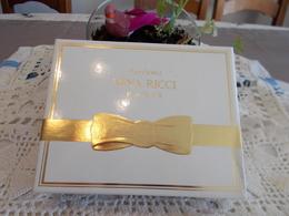 """Miniature Parfum  """"""""MAGNIFIQUE COFFRET """""""" état  NEUF Bouteille Pleine""""""""de NINA RICCI - Miniatures Anciennes (jusque 1960)"""