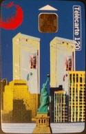 Telefonkarte Frankreich - Cabines - New York - 02/99 - 120 Units - Frankreich