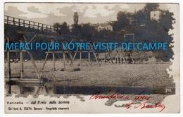 Italie- Varinella- Dal PONTE  Dello Scrivia , Cartolina 1906- Scans Recto-verso - Alessandria