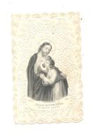 Image Pieuse , Canivet,  Jésus Notre Père - Dieu Au Coeur Flamboyant (b248) - Santini